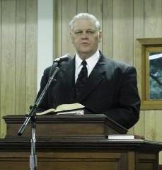 Rev. Albert Barr