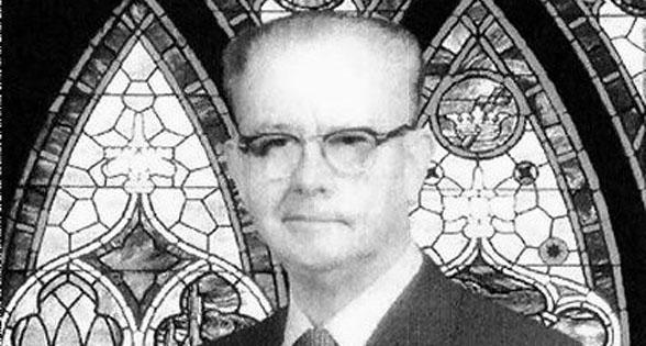 Grace – J. Wesley Adcock